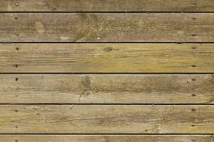 Holz mit Kratzern